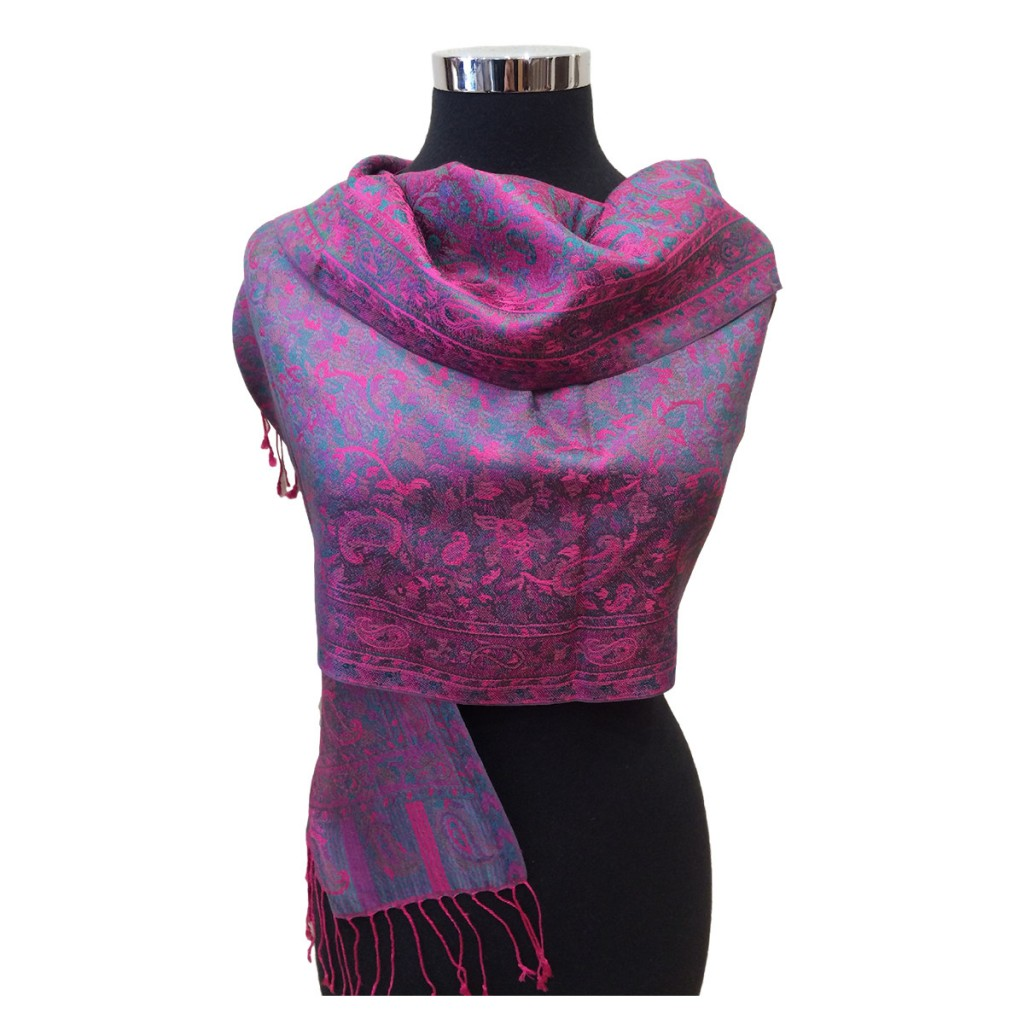 Silk & Wool Wraps
