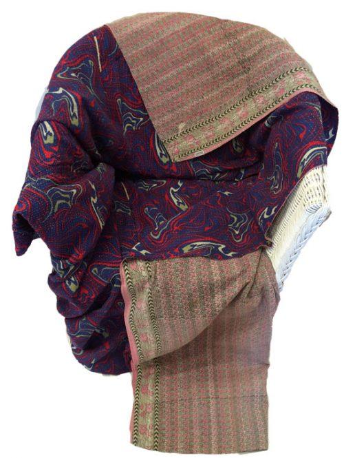 Vintage Gudri Throw