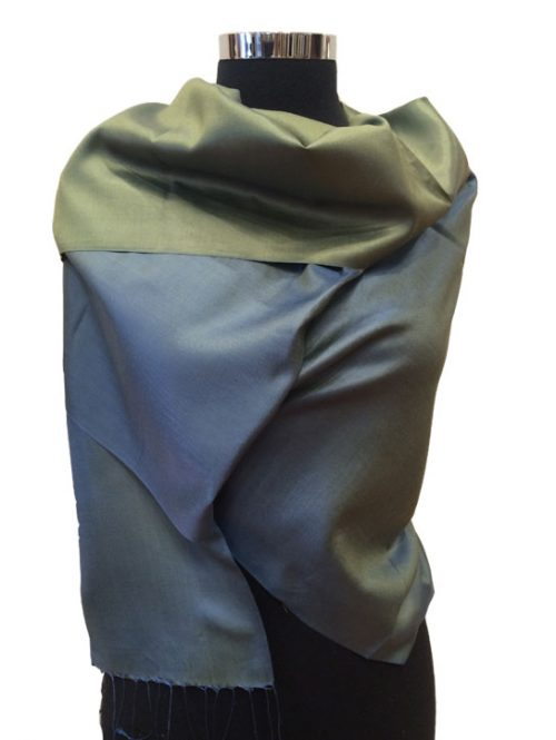 Shimma Silk Wrap