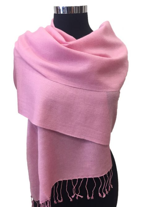 Cashmere Silk Blend Stoles