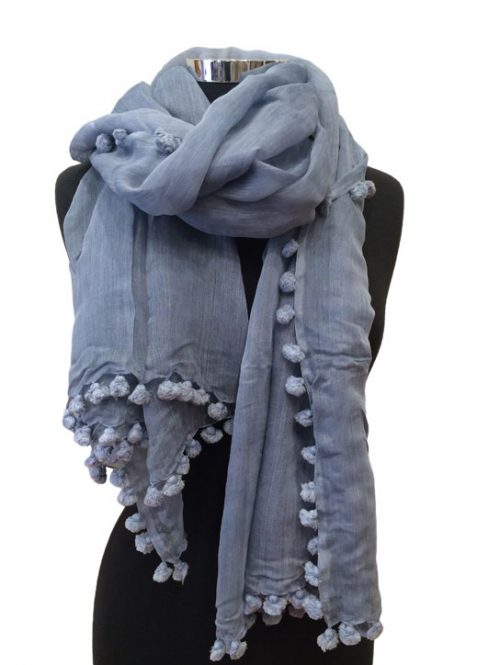 Silk/Cotton Scarves