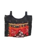 Vintage Indian Fabric Bag