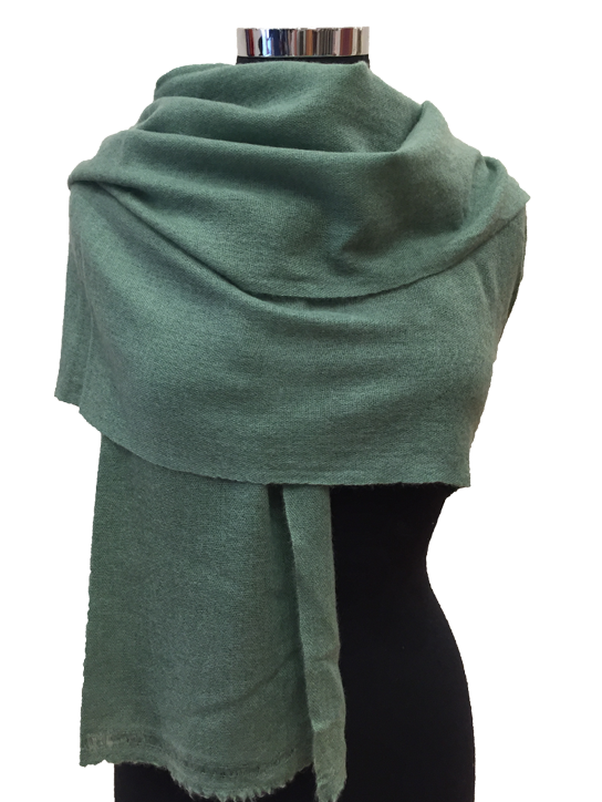 cashmere - greenish