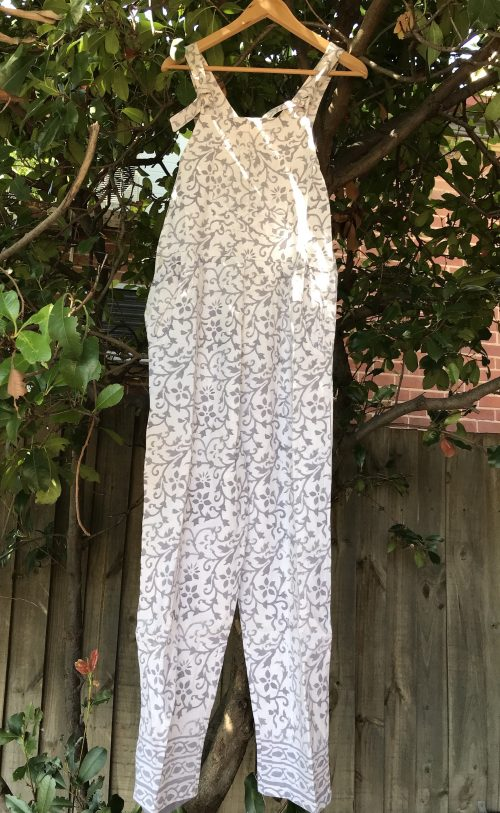 Cotton Overalls XL