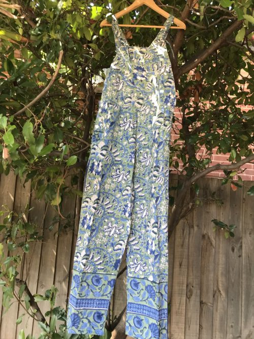 COTTON OVERALLS SIZE / 12-14