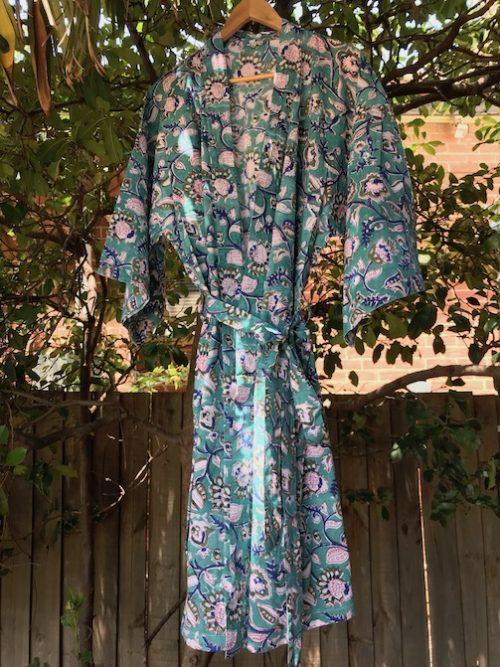 cotton kimono